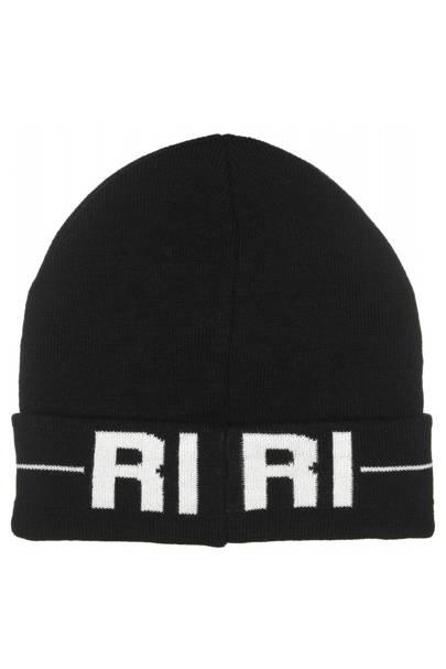 Black Riri beanie, £15
