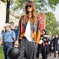 Street-Style Pioneers: Caroline de Maigret
