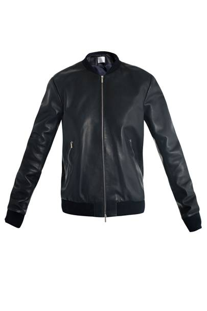 Leather jacket, £1,485