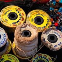 Manak Chowk Markets in Jaisalmer, India