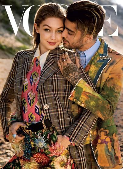 Vogue US, August 2017