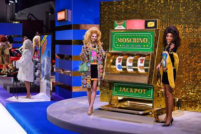 Moschino Is Taking Over The Universal Studios Hollywood Backlot For Its Cruise Show