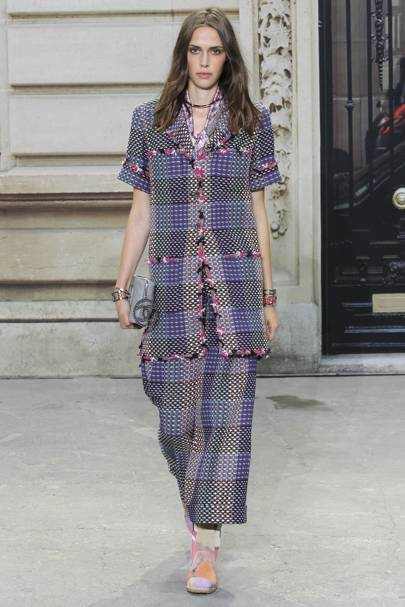 a441e237fd21 Chanel Spring Summer 2015 Ready-To-Wear show report