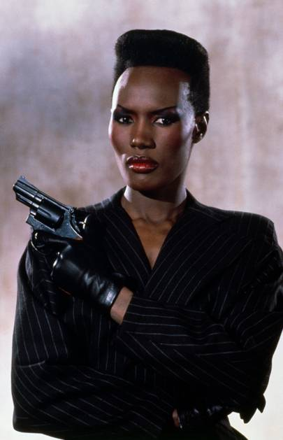 Grace Jones - James Bond, A View To Kill
