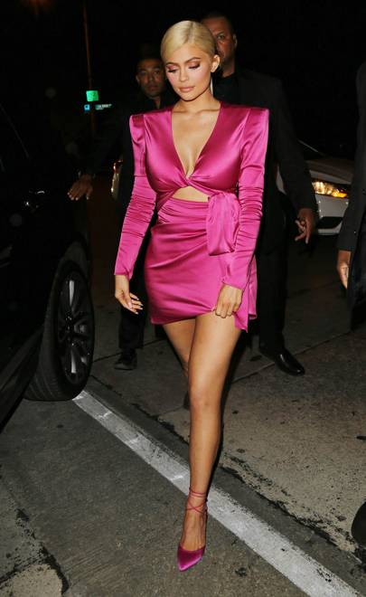 Kylie Jenner's 21st birthday party, Los Angeles – August 9 2018