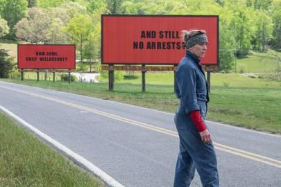 Three Billboards Outside Ebbing, Missouri, 2018
