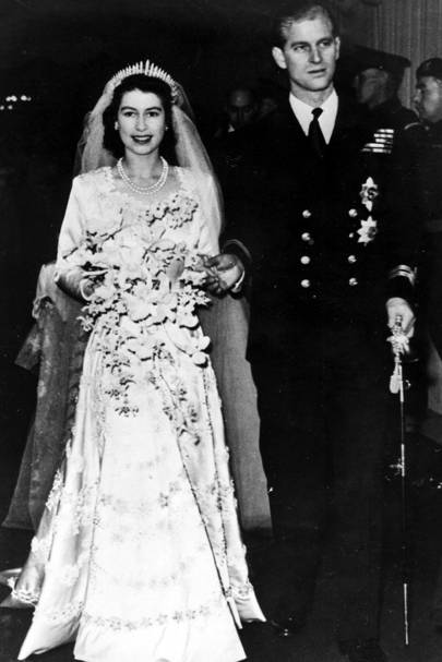 The Most Famous & Iconic Wedding Dresses | British Vogue