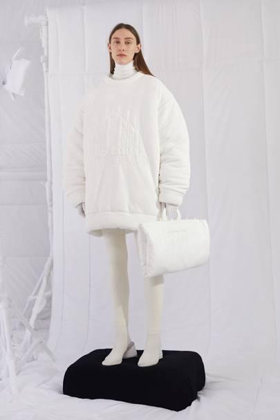 ca30277d MM6 Maison Margiela Autumn/Winter 2019 Ready-To-Wear show report ...
