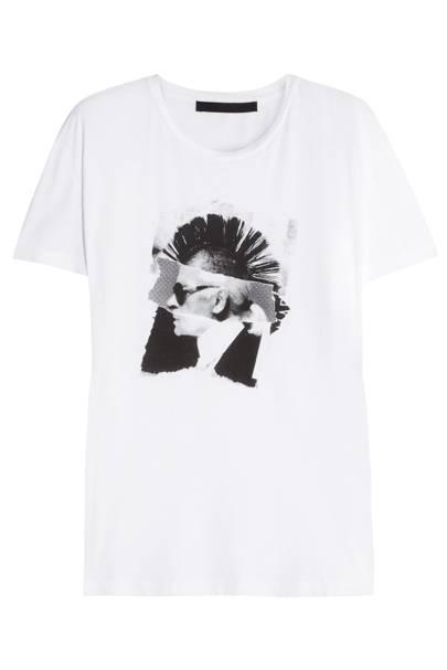 Never Mind cotton T-shirt, £80