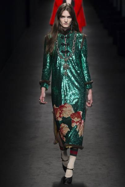 f583c8f25044 Gucci Autumn Winter 2016 Ready-To-Wear show report
