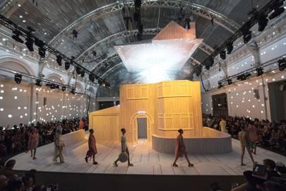 Anya Hindmarch's 10 Most Playful London Fashion Week Sets