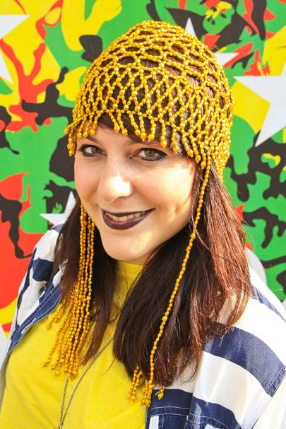 Susanna Gibelli, merchandiser