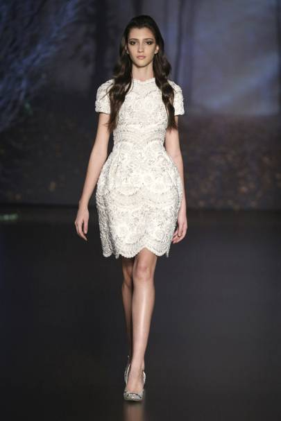 Ralph & Russo Autumn/Winter 2015 Couture show report | British Vogue