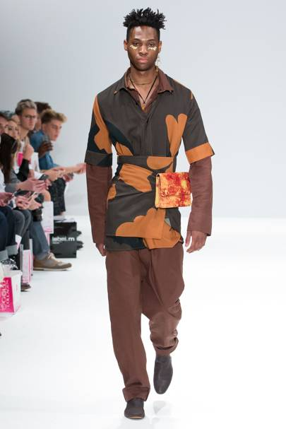Orange Culture Autumn/Winter 2017 Ready-To-Wear show report | British Vogue
