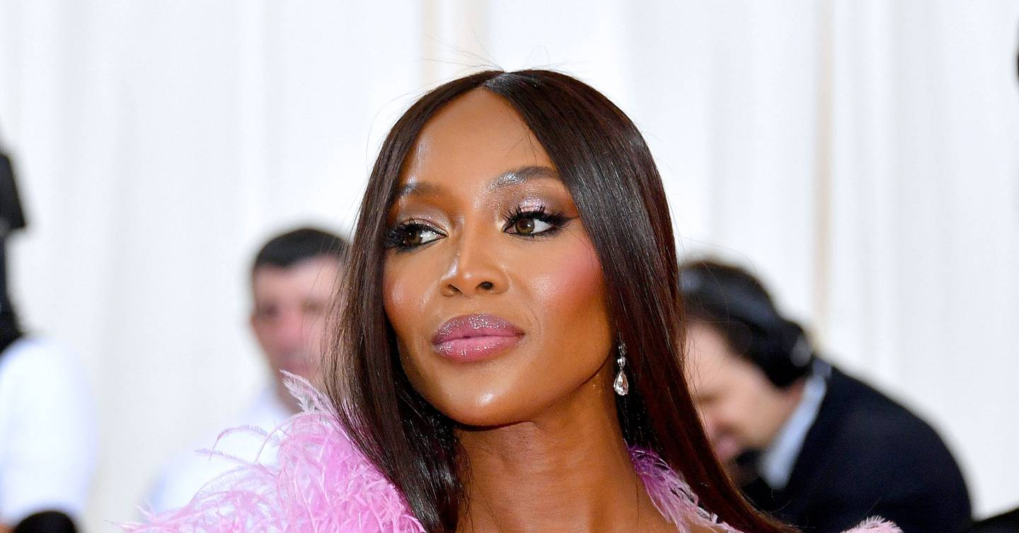 Naomi Campbell Signs To A New Modelling Agency On Her 49th Birthday