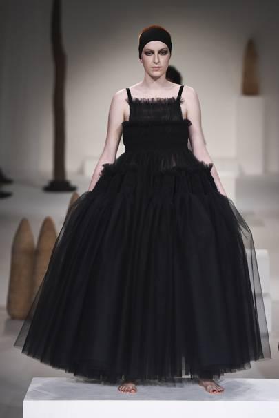 Gothic Bride: Molly Goddard