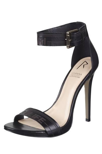 Black heels, £60