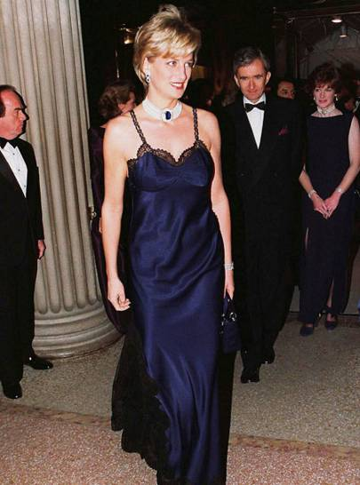 Dressing Diana, Princess of Wales