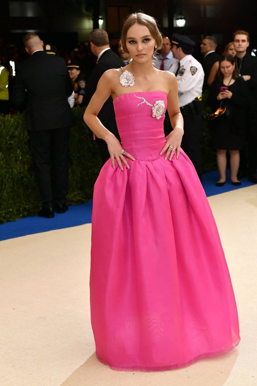 Lily-Rose Depp. Foto: Vogue.