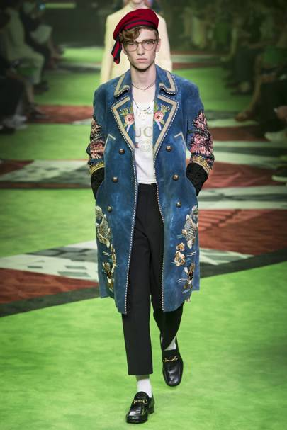 Anders Christian Madsen, Fashion Critic