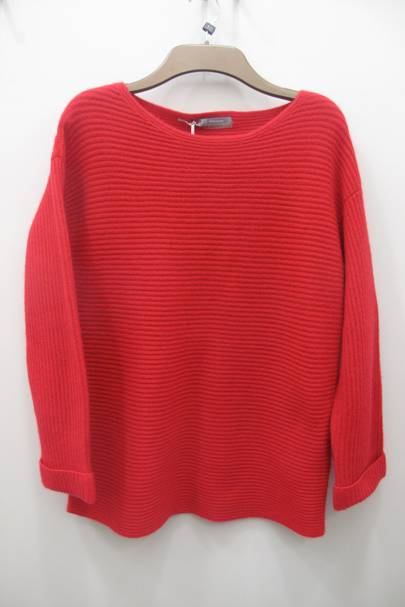 A loose knit
