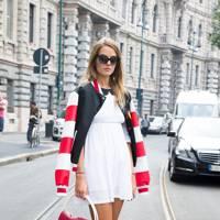 Carlotta Oddli, fashion assistant