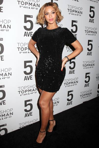 Topshop Fifth Avenue Store Opening, New York - November 4 2014