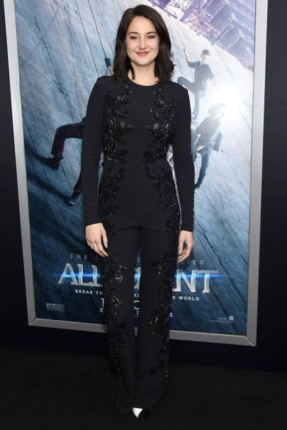 Allegiant premiere, New York - March 14 2016