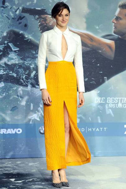 Insurgent premiere, Berlin – March 13 2015