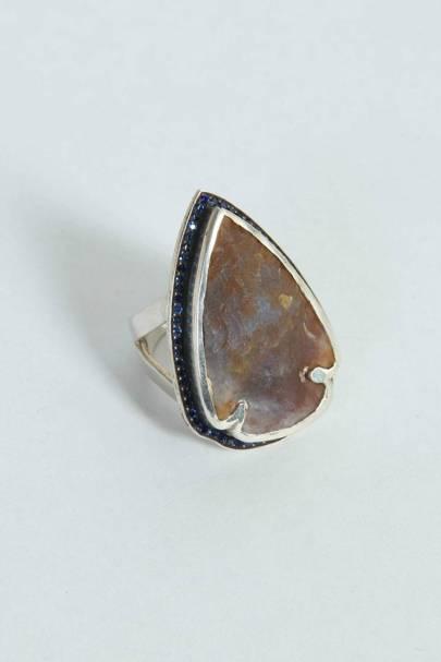 Pamela Love arrowhead ring, £1,090