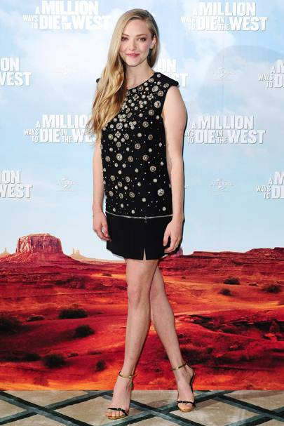 A Million Ways To Die In The West photo call, London - May 27 2014