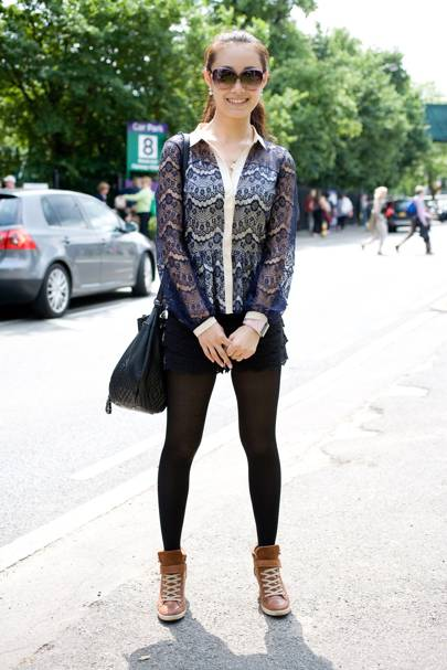 Vivian Zeng, student