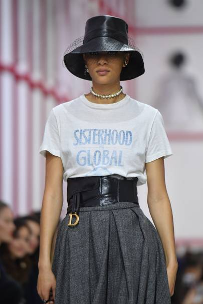 There's a new feminist T-shirt to covet - and a new book to read