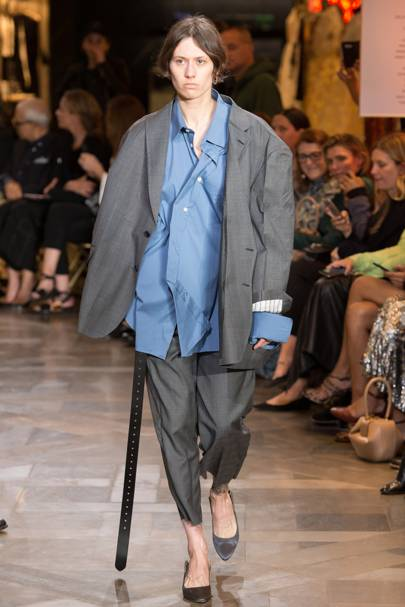 30e72988e50b0 Vetements Spring Summer 2017 Ready-To-Wear show report