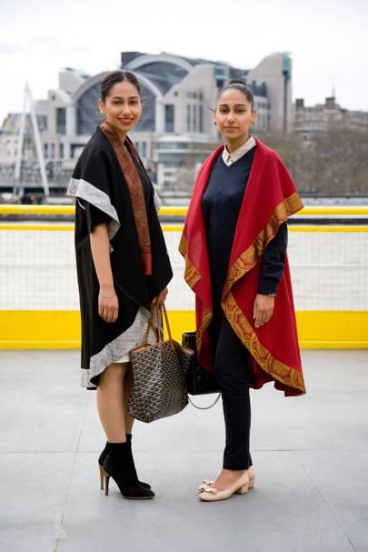 Mandeep and Hardeep Chohan, designers