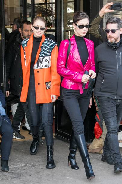 Paris Fashion Week - March 3 2018