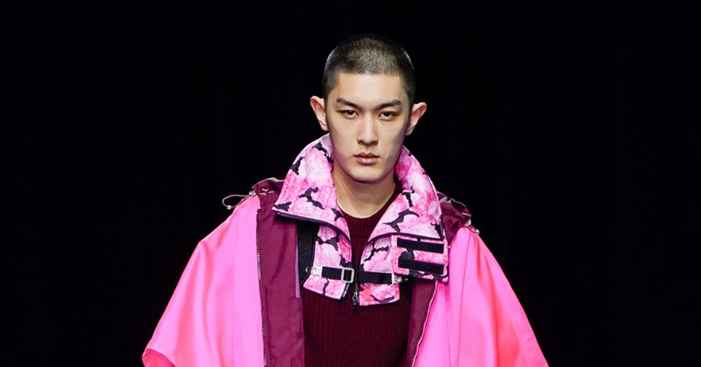 23904aba307 Kenzo Autumn Winter 2019 Menswear show report