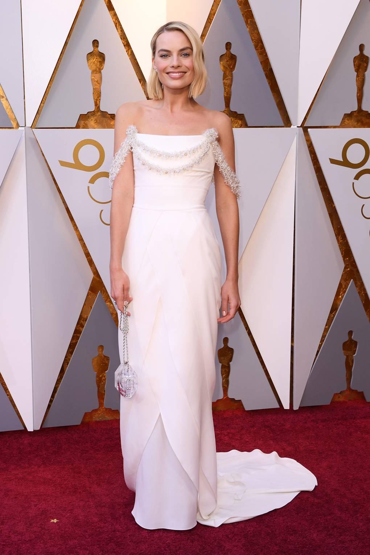 Юбилейный «Оскара-2018»: гламур на красной дорожке