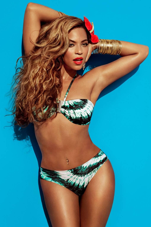 Beyoncé For HM Swimwear 2013 Campaign
