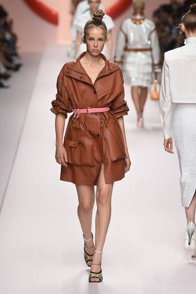 e8309941e9 Fendi Spring Summer 2019 Ready-To-Wear show report