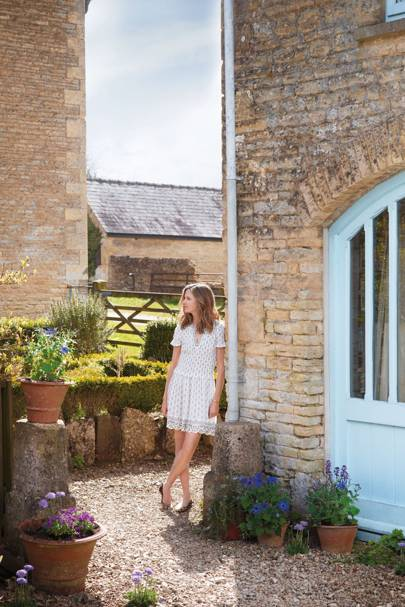 #JulyVogue – The Farm-Girl Fashionista