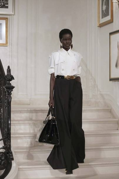 15b49ed2573 Ralph Lauren Spring/Summer 2019 Ready-To-Wear show report | British ...