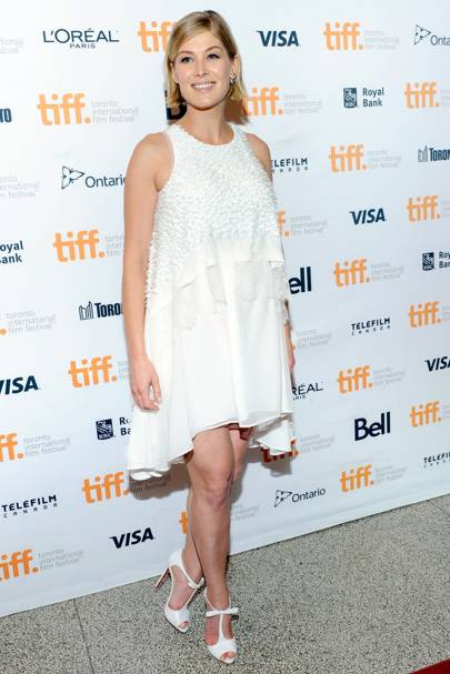 Hector And The Search For Happiness premiere, Toronto Film Festival - September 7 2014