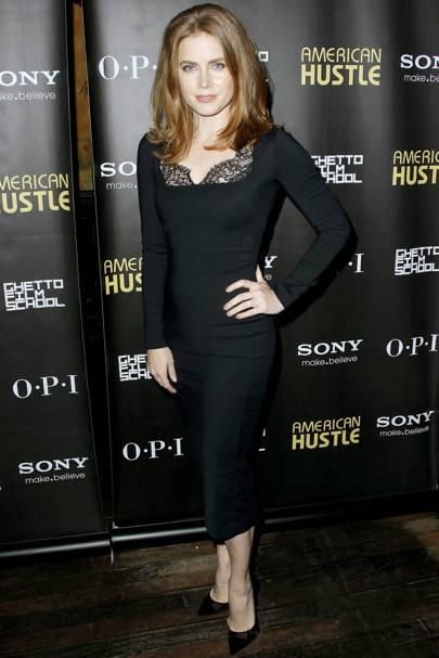 American Hustle screening, New York– December 6 2013