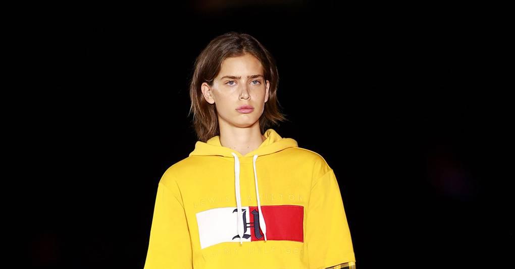 70b77533b5d3c Tommy Hilfiger Autumn Winter 2018 Ready-To-Wear show report   British Vogue