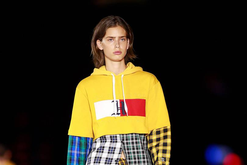 Tommy Hilfiger Autumn Winter 2018 Ready-To-Wear show report ... 17fdc8c85