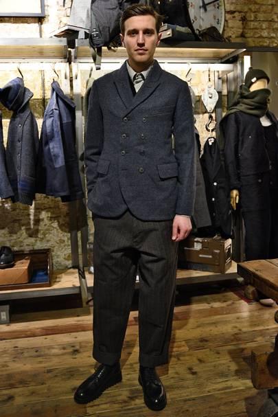 b33340b6d22d60 Nigel Cabourn Autumn Winter 2016 Menswear show report
