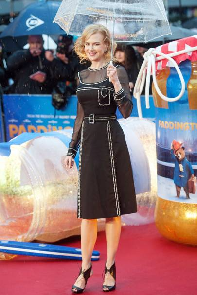 Paddington film premiere, London - November 23 2014
