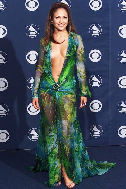 J Lo Green Versace Dress Responsible For Google Image Search ...