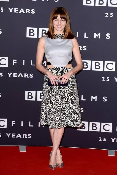 BBC Film 25th Anniversary Reception, London - March 25 2015